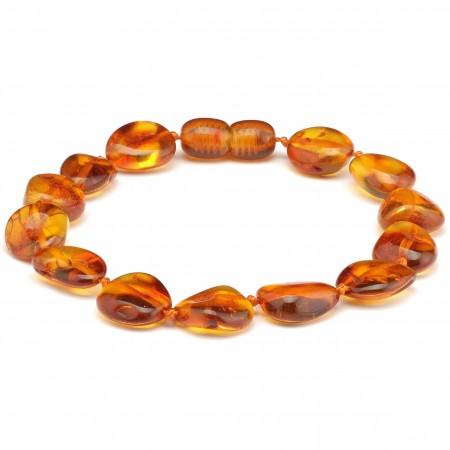 Baltic amber bracelet 140
