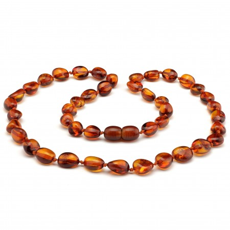 Baltic amber necklace 238
