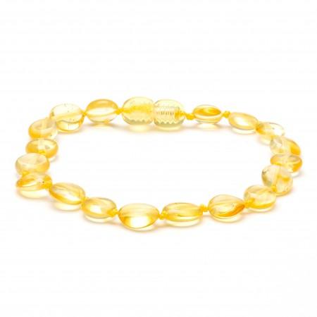 Baltic amber bracelet 144