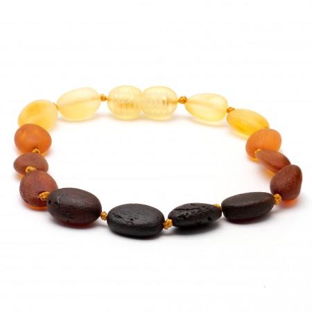 Baltic amber bracelet 152