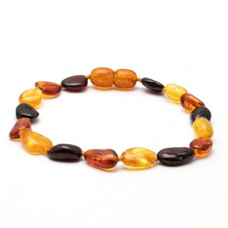Baltic amber bracelet 146