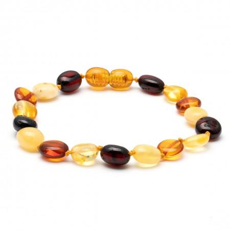 Baltic amber bracelet 143