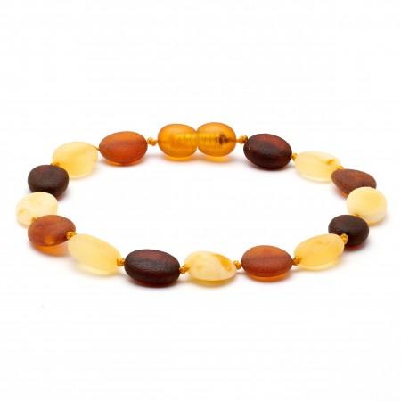 Baltic amber bracelet 161
